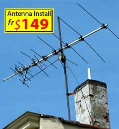 Antenna Aerial Installer Rockingham